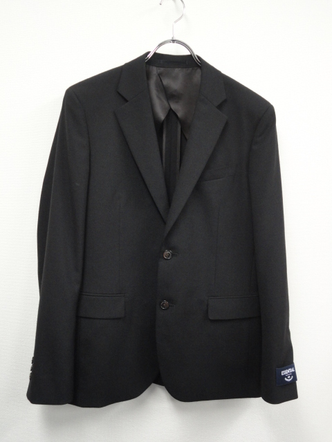 ES14S-JK01 WOOL SET UP JKT BLK.JPG