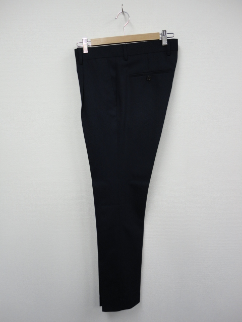 ES14S-TR01 WOOL SET UP TROUSERS BLK.JPG