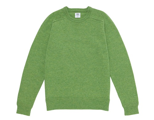 KN01 CREW-NECK KNIT LIME GREEN.jpg