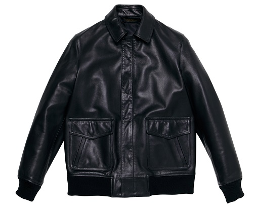 LEATHER A-2 JACKET BLACK.jpg