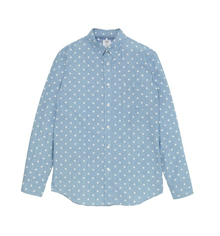 SH26 DOT SHAMBRAY L SHIRTS.jpg