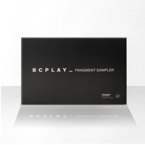 fragment design × BCPLAY_(Bluetooth®機能付き CDプレーヤー)コラボレーションモデル「BCPLAY_FRAGMENT SAMPLER」
